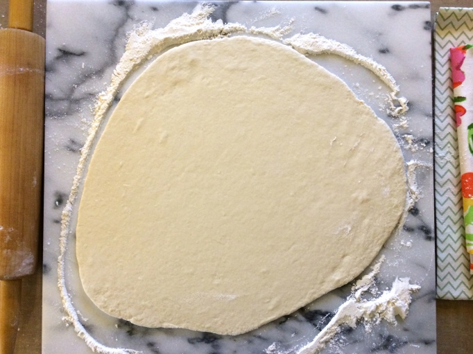 two-ingredient pie dough