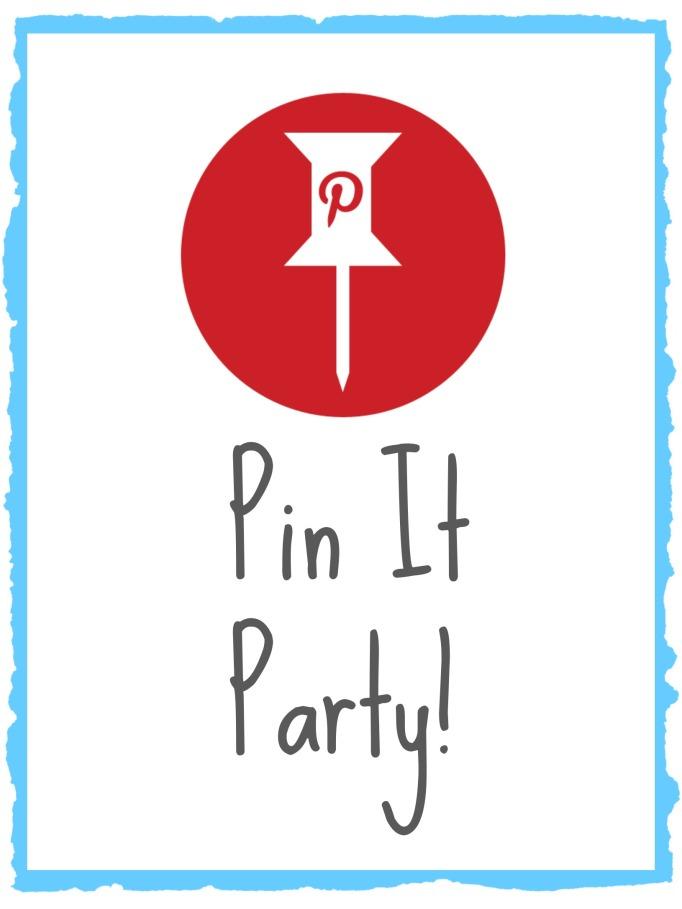 Pin It Party - the Seasonal Veg Head